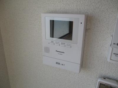 【セキュリティ】サニーハイツ