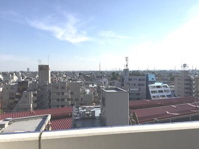 【展望】メインステージ西荻窪駅前