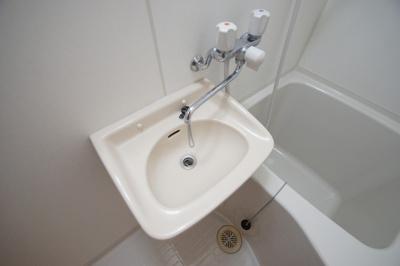 「洗面台」