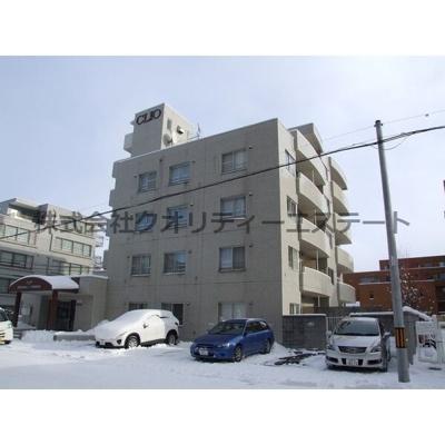 【外観】クリオ旭ヶ丘壱番館