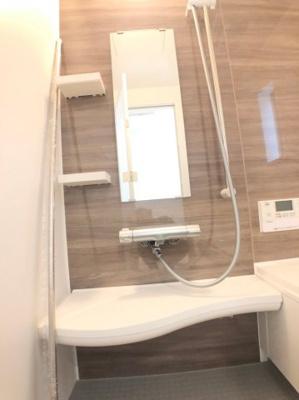 【浴室】大東市御供田5丁目 18号棟 新築戸建