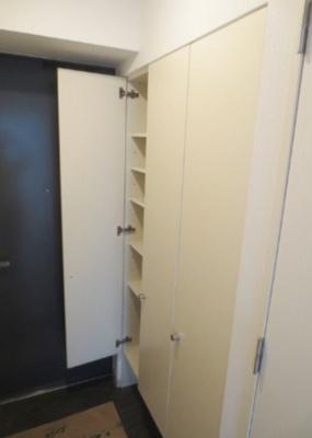 【玄関】パークフロント