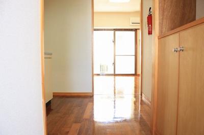 【玄関】上原ハイツⅡ