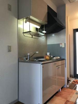 【キッチン】シャーメゾン和 A棟