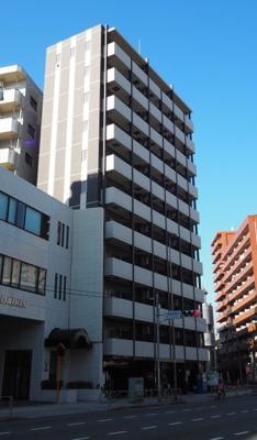 京急本線「大森町」駅より徒歩5分のマンションです