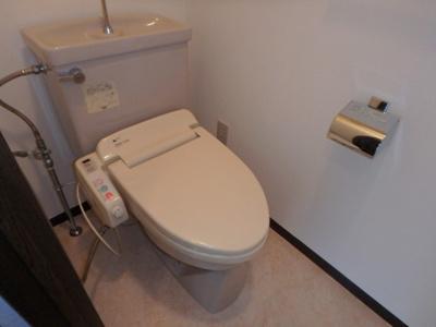 【トイレ】藤和自由ヶ丘ホームズ