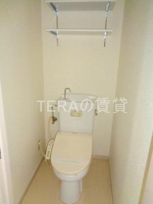 【トイレ】サンハピネス