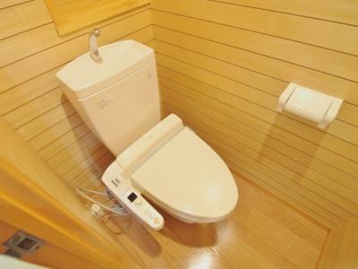 【トイレ】グリーンヒル吉村Ⅲ