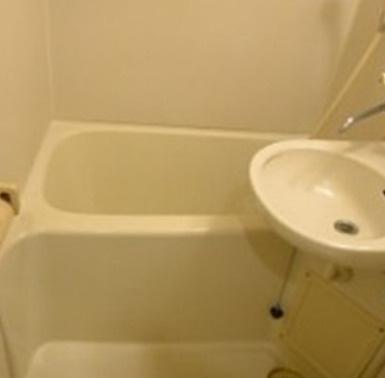 【浴室】モンシェール根津