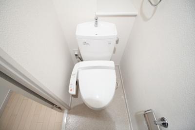 【トイレ】サンロージュ姪浜