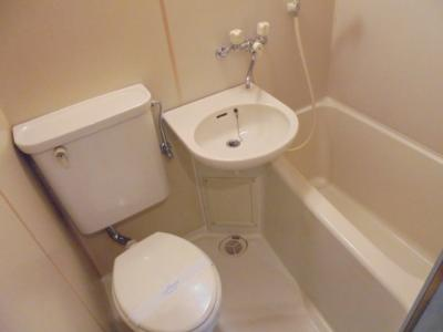 【浴室】PARKSQUARE市川