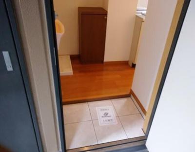 【玄関】スラクストンパートⅠ