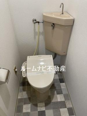 【トイレ】シティルーフ