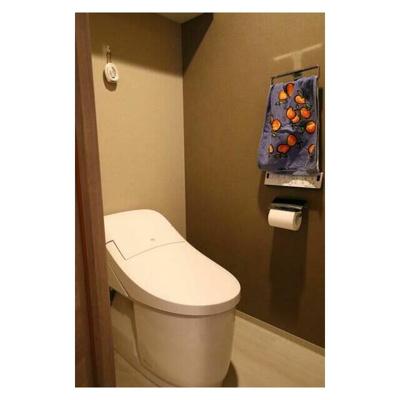 【トイレ】グレーシアタワーズ海老名イースト