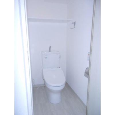 【トイレ】ガーラ・グランディ清澄白河