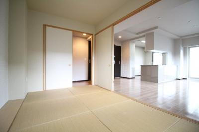 【和室】ジ・アーバネックス六甲