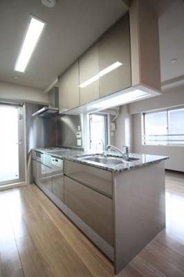 【キッチン】ジ・アーバネックス六甲