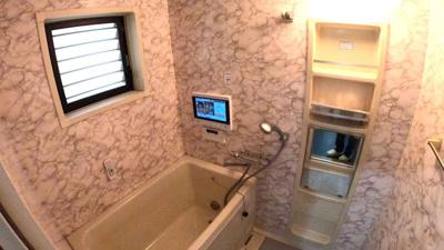 【浴室】大阪市平野区長吉川辺3丁目 中古戸建
