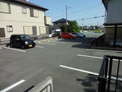 【駐車場】ライツフォル
