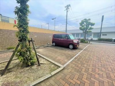【駐車場】北野田アーバンコンフォート