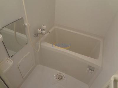 【浴室】嵜本レジデンス福島