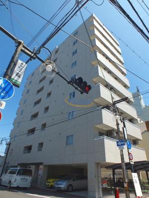 【外観】嵜本レジデンス福島