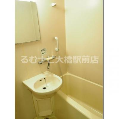 【浴室】フレマーロ高宮
