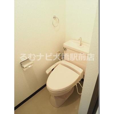 【トイレ】フレマーロ高宮