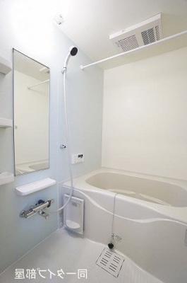 【浴室】メゾン アルカンシェル トロワ