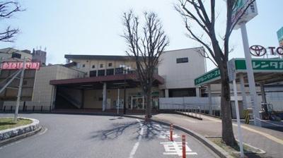 本庄駅北口まで1800m