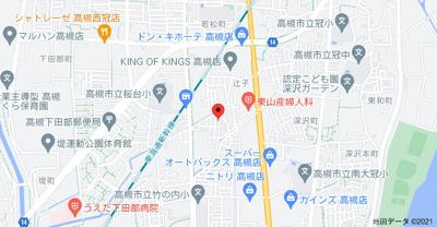 【地図】サンロード
