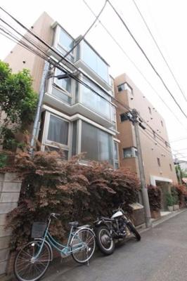 【外観】ラグジュアリーアパートメント若林CQ