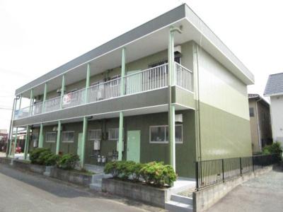 【外観】コーポシンデン