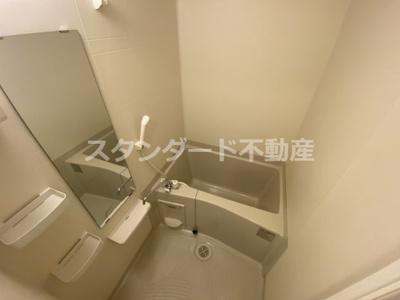 【浴室】グランカリテ天神橋