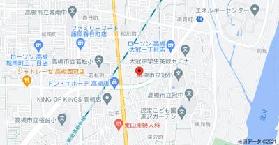【地図】ルガーデニア