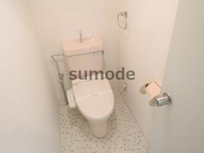 【トイレ】ルガーデニア