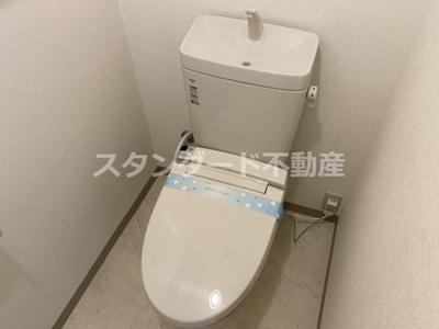 【トイレ】ヒルズ扇町