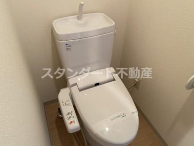 【トイレ】ラナップスクエア東天満