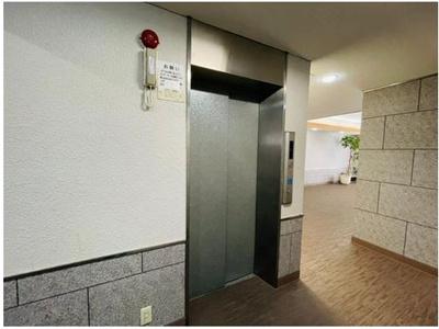 共用部・エレベーター