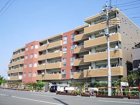 3階部分の南西向き 大切なペットと一緒に暮らせます トランクルームあり 新規内装リノベーション済み 住宅ローン減税適合物件