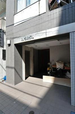 【エントランス】八幡屋ビル