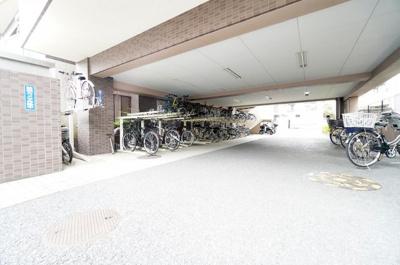 【駐輪場】ネオハイツ戸田公園ガーデンタウン