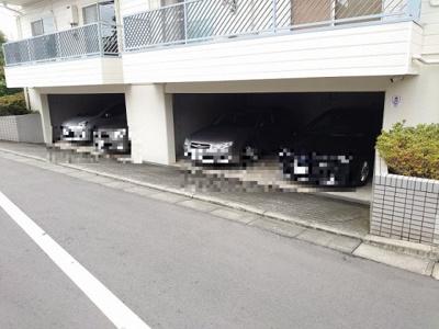 【駐車場】カーサ阿佐ヶ谷