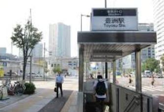 【周辺】東雲キャナルコートCODAN12号棟