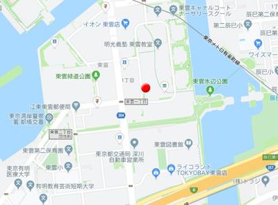 東雲キャナルコートCODAN12号棟