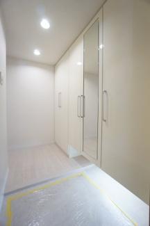 足を延ばしてくつろげる浴室は一日の疲れを癒すくつろぎの空間です