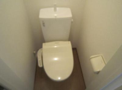 ☆ソフィア百人町☆落ち着いたトイレです