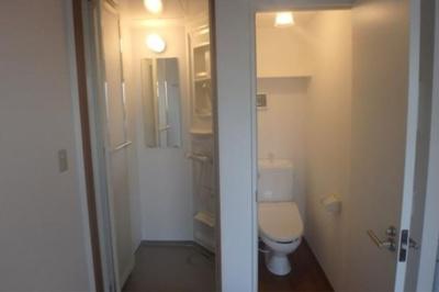 ☆ソフィア百人町☆コンパクトで使いやすいシャワールームです