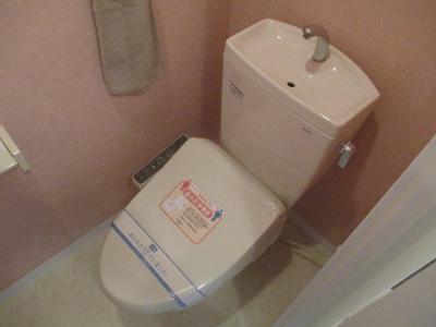 【トイレ】グランエクラ天下茶屋