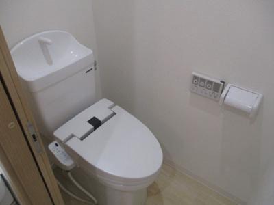 【トイレ】H-maison天下茶屋